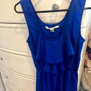 EVERYTHING UNDER $20! Bright Blue Dress size S!